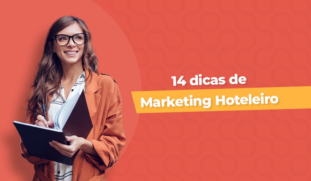 14 dicas de marketing hoteleiro